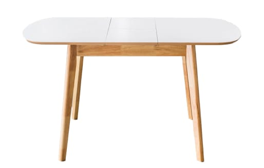 Abbey - Extending Dining Table - 106-136cm