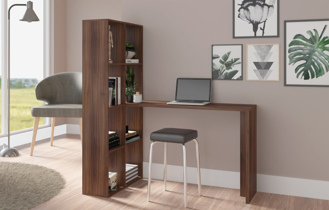 How to organise your home office to boost productivity