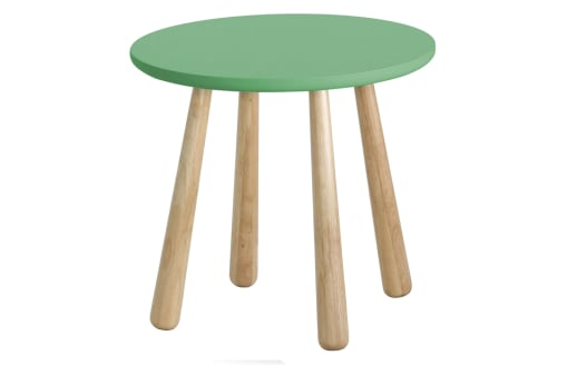 Catana - Round Side Table - Emerald