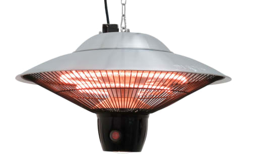 Lyon - 1500w Electric Patio Heater with Remote Control