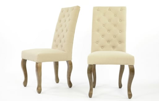 Regency - Upholstered Chairs - Set of 2