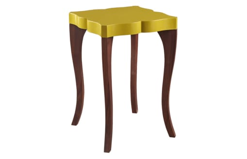 Victoria - Side Table - Yellow